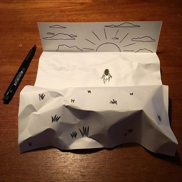 3d-paper-art-huskmitnavn-5-586a30f201953__700