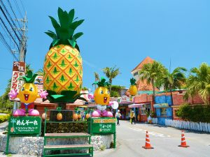 パイナップルパーク